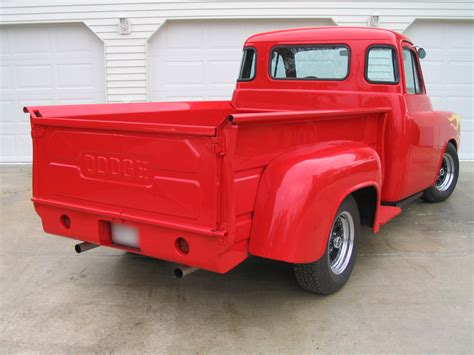 1954 DODGE CUSTOM STEP SIDE PICKUP   44749