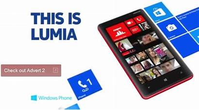 Lumia Nokia Ad Advert Tv Invited Heard