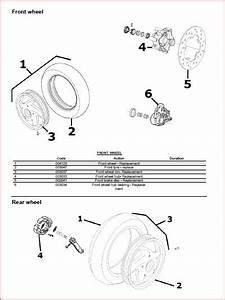 Vespa Lx 125 - 150 4tempi 2006-2008 Workshop Repair Service Manual