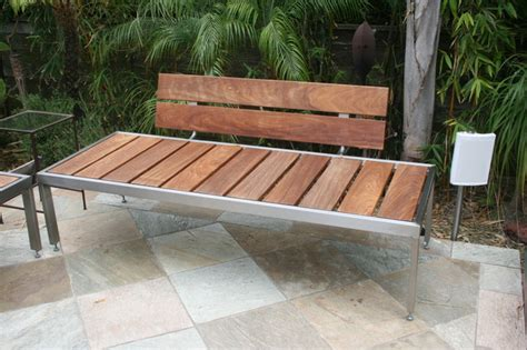 modern outdoor bench modern outdoor benches contemporary images pixelmari