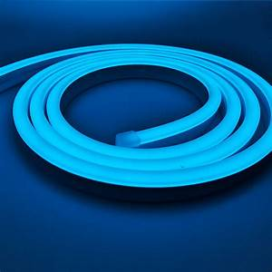 10, 18mm, side, view, flexible, silicone, led, neon, strip, light, from, china, factory