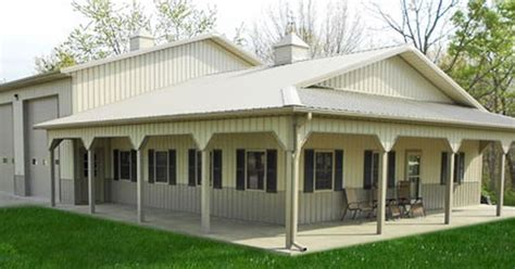 stunning metal building with living quarters plans barn living pole quarter with metal buildings