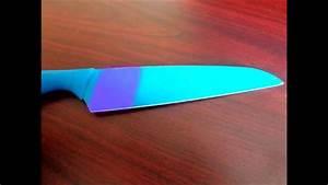 minecraft diamond sword enchantment (real life effect test ...