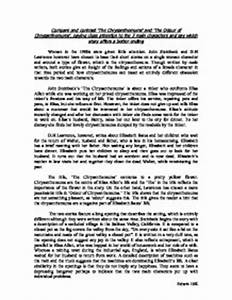Essay On Paper The Chrysanthemums Analysis Essay Samples Of Persuasive Essays For High School Students also English Essay Structure The Chrysanthemums Essay Character Essay Examples The Chrysanthemums  My Hobby English Essay