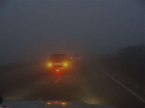 what lights are a safety hazard on the christmas tree article guidelines tips for safe driving in fog team bhp