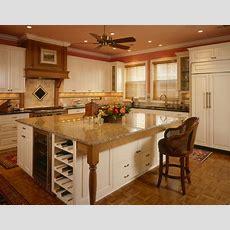 Kitchen With Center Island  Kitchen  Minneapolis  By