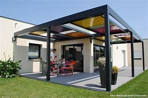 idee amenagement exterieur with contemporain terrasse et With idees de terrasse exterieur