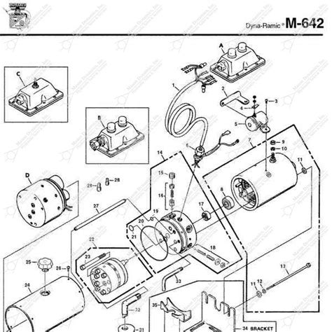 Monarch Wiring Diagram by Hydraulic Monarch Hydraulic Parts Diagram