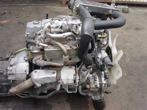 Used Mitsubishi Pajero Engine In Harare Stock. Fits In