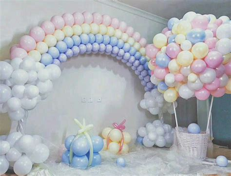 Mix Color Macaron Latex Balloons Wedding Birthday Party 2