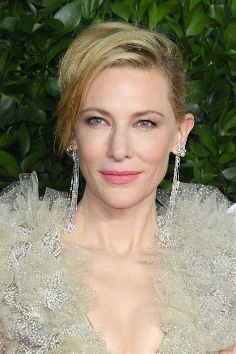 cate blanchett attends  fashion awards  royal albert