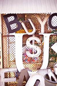 i want a wall of vintage marquee letters like this for With vintage marquee letters for sale