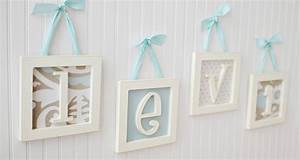 straight edge framed wooden letters by new arrivals inc With framed wooden letters