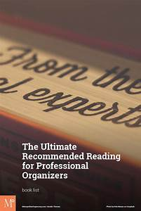 The Ultimate Recommended Book List for Professional ...