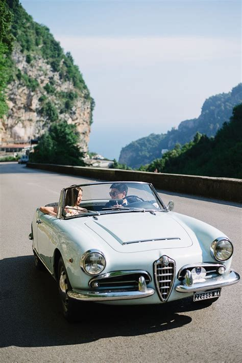 Alfa Romeo Italy by Aston And S Breathtaking Engagement On The Amalfi