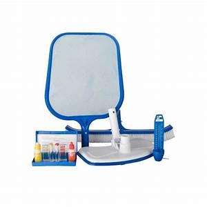 Nettoyage Piscine Hors Sol : kit de nettoyage piscine 5 pi ces kma05 ~ Edinachiropracticcenter.com Idées de Décoration