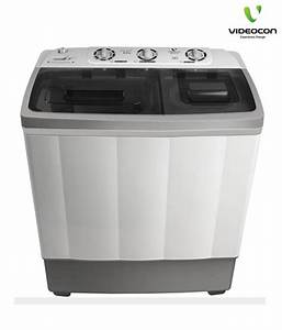 Videocon Semi Automatic Washing Machine 6 5 Kg
