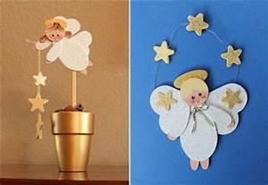 Ideen Zum Basteln : engel zum basteln ideen f r weihnachtsdeko und den ~ Lizthompson.info Haus und Dekorationen