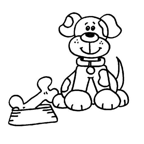Honden Prinsesen Kleurplaat by Leuk Voor Hond Met Een Bot