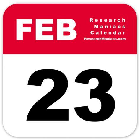 information february