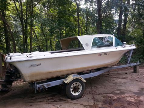 Aristocraft Boat For Sale by Aristocraft Mercruiser 1972 For Sale For 999 Boats From