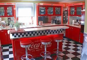 Style Der 50er : amerikanische theken bars im american style der 50er jahre haus innen pinterest diners ~ Sanjose-hotels-ca.com Haus und Dekorationen