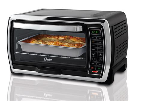 Countertop Toaster Oven - oster large capacity countertop 6 slice digital convection