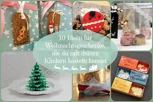 Weihnachtsgeschenke Mit Kindern Basteln : weihnachtsgeschenke ideen kinder basteln weihnachten 2 mamahoch2 ~ Eleganceandgraceweddings.com Haus und Dekorationen
