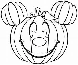 Citrouille Halloween Dessin : coloriage citrouille mickey gratuit imprimer ~ Melissatoandfro.com Idées de Décoration