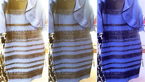 Blau-schwarz Oder Weiß-gold? Kleid Beschäftigt Web