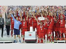 German Champion Season 20142015 FC Bayern Munich