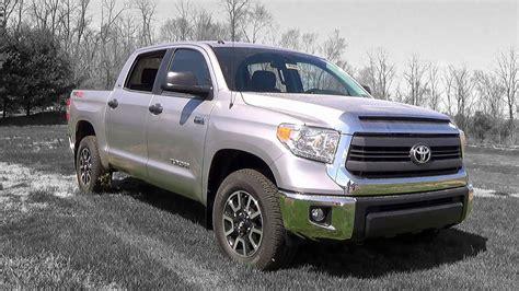 2015 Toyota Tundra by 2015 Toyota Tundra Sr5 Review