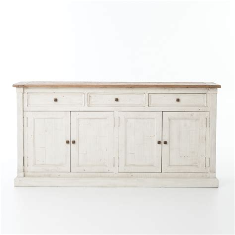 white buffet table with wood top buffet amusing skinny buffet table white rectangle