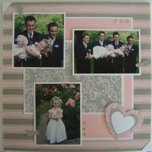 wedding scrapbook wedding scrapbook layouts images wedding scrapbooking ideas