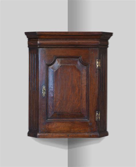 Small Wall Cupboard by Small Oak Corner Cupbaord Antique Corner Cupboard