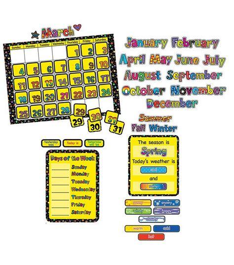 Bulletin Board Calendar Template by The 25 Best Calendar Bulletin Boards Ideas On