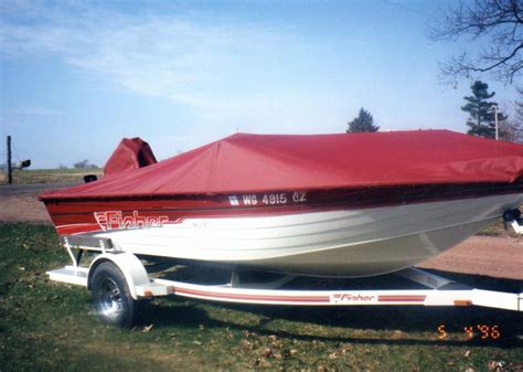 Pontoon Boat Cover With Drawstring by Pauls Custom Covers Frederic Wi 54837 715 653 2519