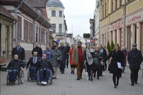 Latvijas Sociālo reformu biedrība aktualizē invalīdu ...