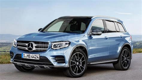Allnew Mercedes Glb To Join Brand's Crossover Range
