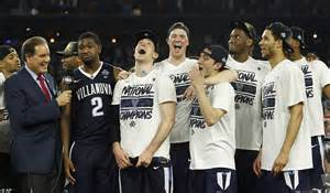 villanova scores buzzer beating three pointer to beat