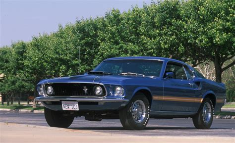 ford mustang mach 1 1969 car and driver