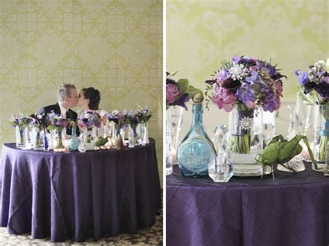 Sweetheart Table Backdrops Every Last Detail