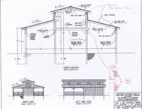 ranch log home floor plans monitor barn plans search barn designs