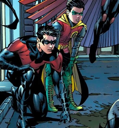 timothy simons future man robin and nightwing dc pinterest ロビン and イラスト