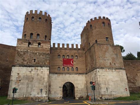 Porta Di San Sebastiano by Da Porta A Porta San Sebastiano Le Vie Giubileo