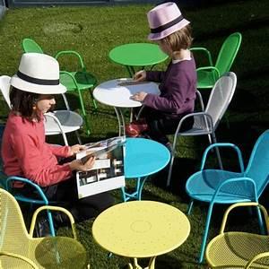 Table De Jardin Enfant : table de jardin enfant baby pigalle la boutique desjoyaux ~ Teatrodelosmanantiales.com Idées de Décoration