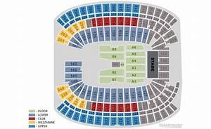 Gillette Stadium Foxborough Ma Seating Chart View