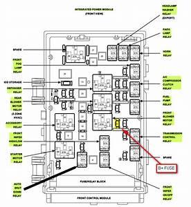 Howtorepairguide Com  Starter Relay Location And Wiring