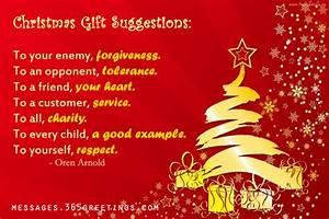 Christmas Card Quotes and Sayings - 365greetings.com