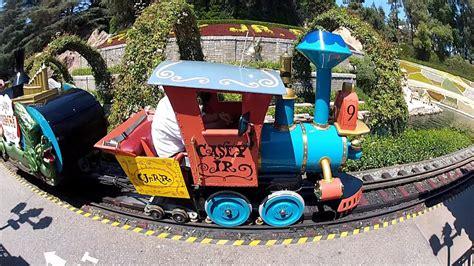 Disneyland Casey Jr Circus Train